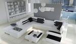 мека мебел изкуствена кожа производство поткачествена
