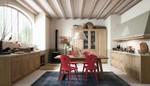 надеждни ъглови кухни фурнир орех уютни