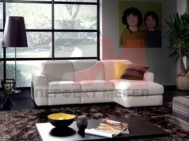отлична мека мебел с лежанка по поръчка
