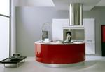 класни кръгли кухни красиви