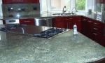 Луксозни кухненски плотове, изработени от гранит