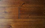Предоставяне на дървен паркет с равномерна структура на едро